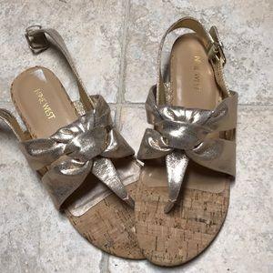 NWOT Nine West sandals